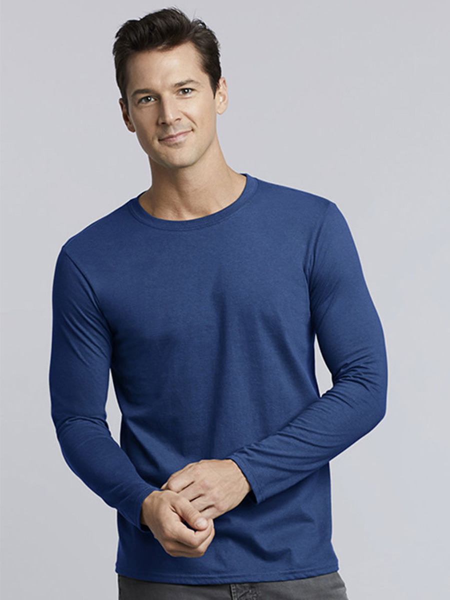 64400 Softstyle® Adult Long Sleeve T-Shirt