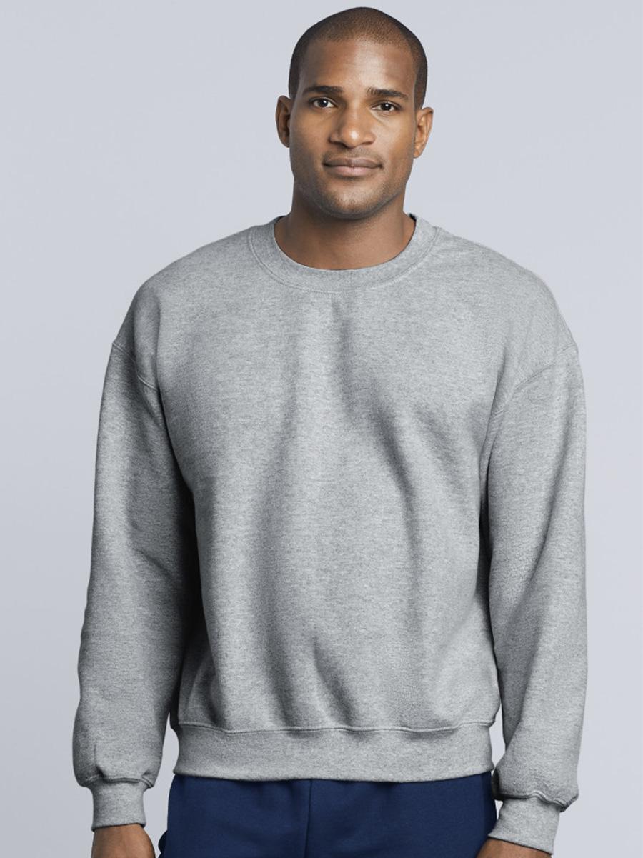 12000 DryBlend® Adult Crewneck Sweatshirt