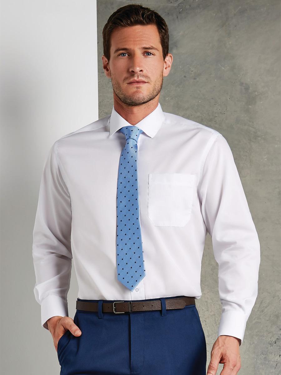 KK116 Classic Fit Non-Iron Long Sleeve Shirt