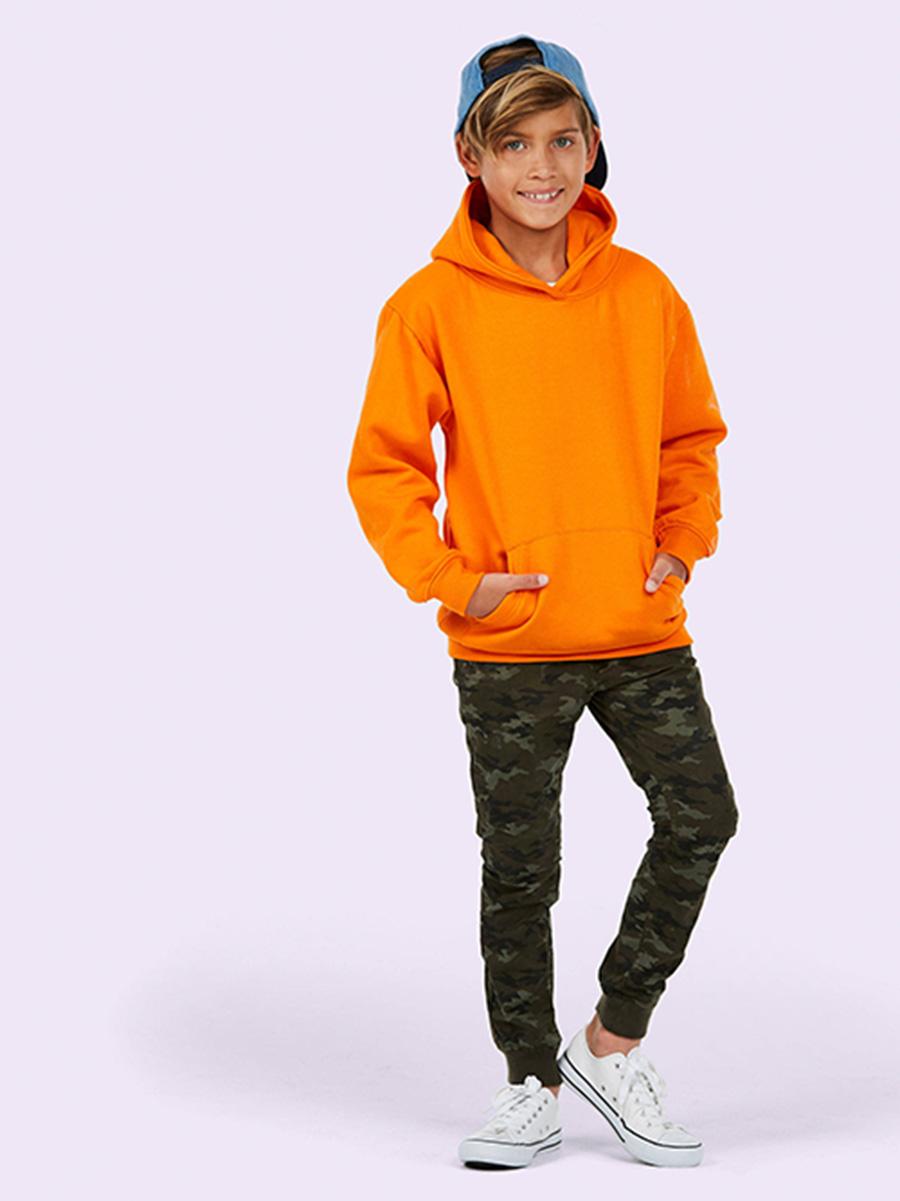 UC503 Childrens Hooded Sweatshirt