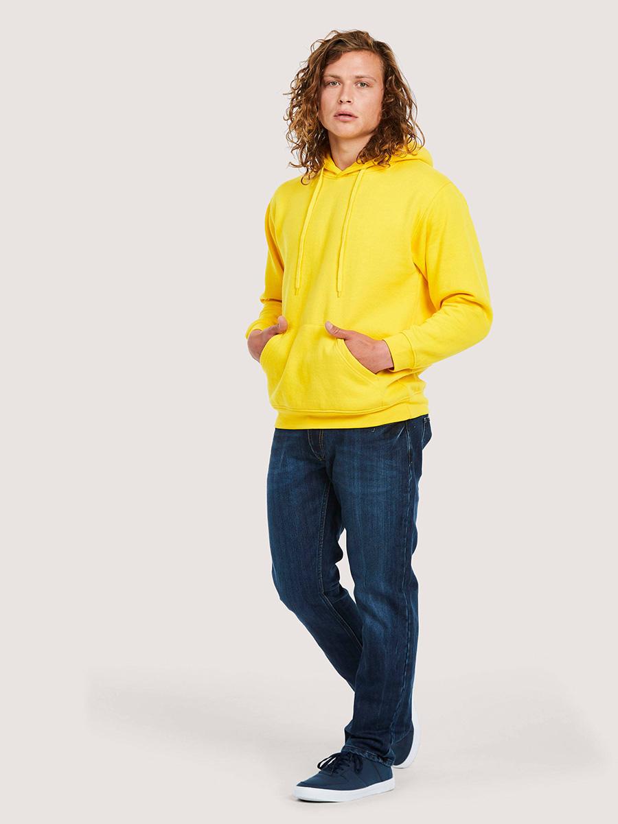 UC502 Classic Hooded Sweatshirt