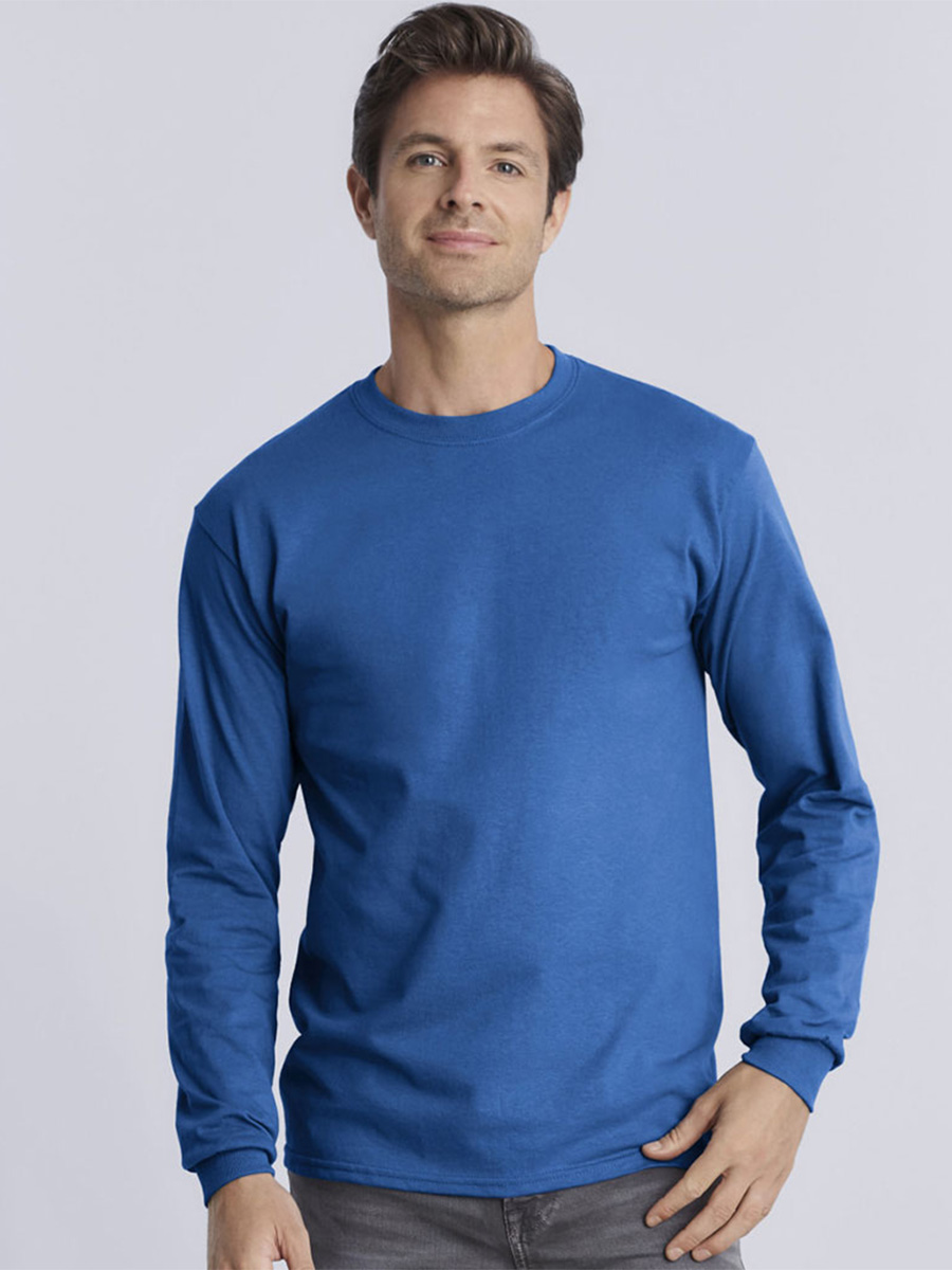 2400 Ultra Cotton™ Adult Long Sleeve T-Shirt