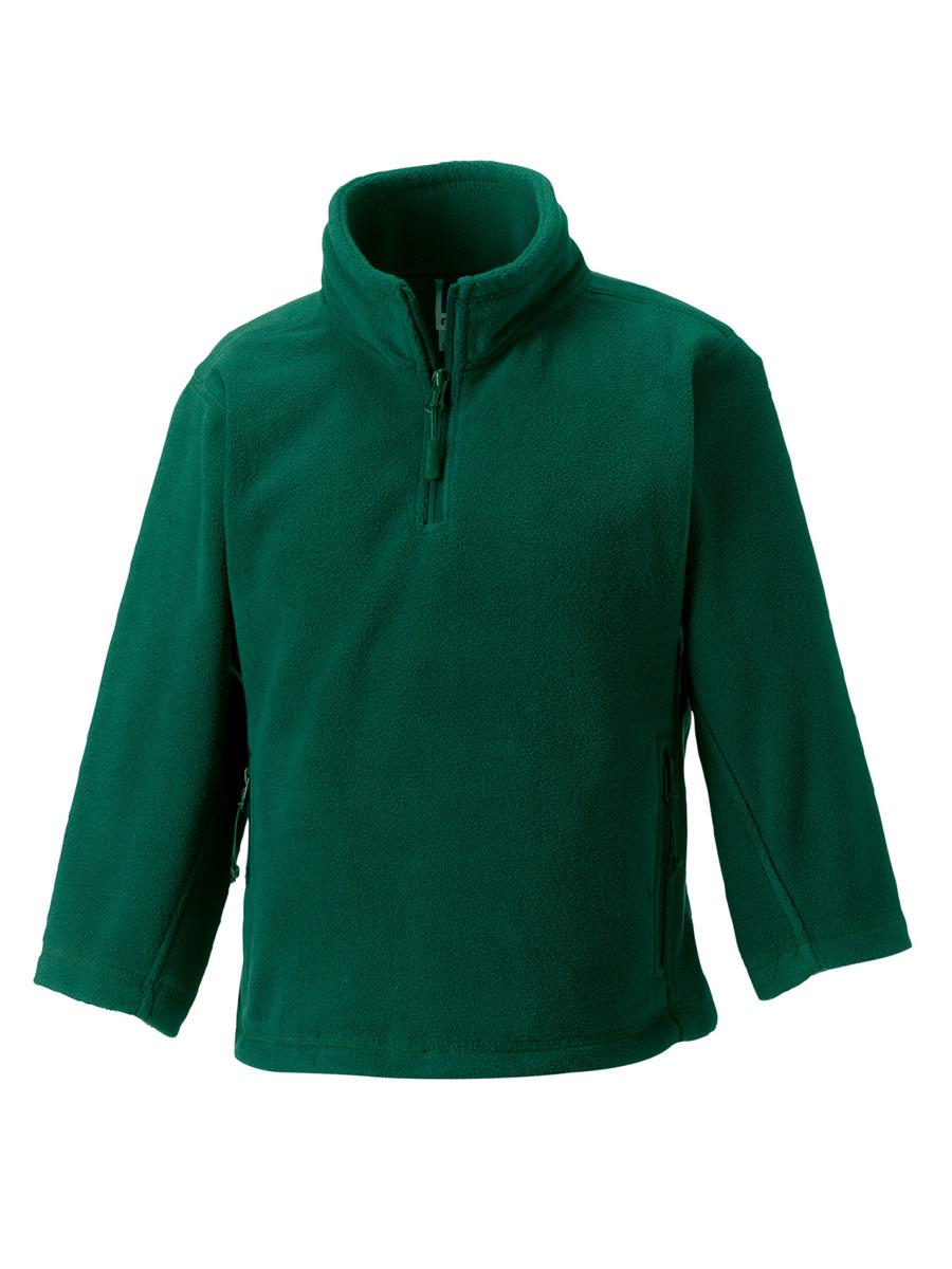 Children's 1/4 Zip Outdoor Fleece
