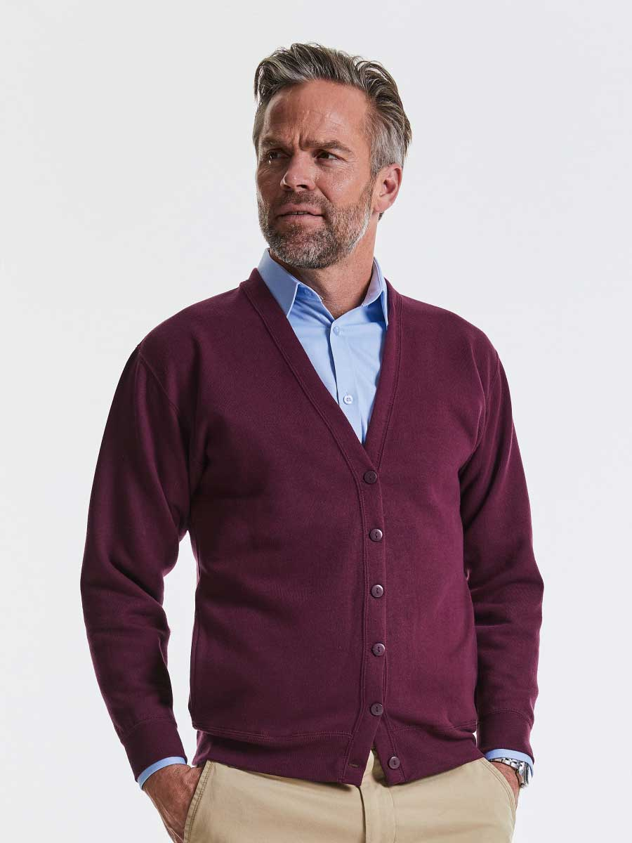 Adult Sweatshirt Cardigan