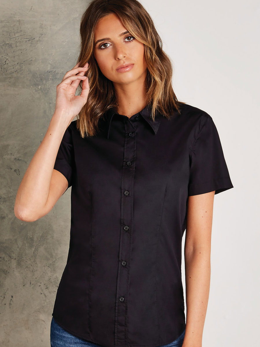 Classic Fit Short Sleeve Workforce Shirt