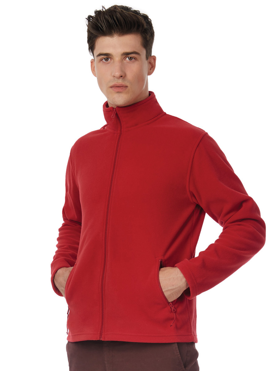 FUI50 ID.501 Men's Micro Fleece Full Zip