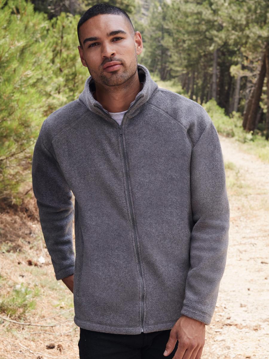 62510 Men's Full Zip Fleece